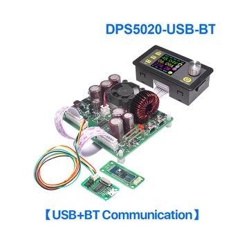 DPS5020-USB-BT Constant Voltage Current Step-Down Communication 50V 20A LCD Voltmeter Digital Power Supply Voltage Converter