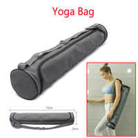 Multi-function Yoga Bag Waterproof Oxford Cloth Shoulder Bag yoga mat bag Gym Fitness Backpack new 1pc