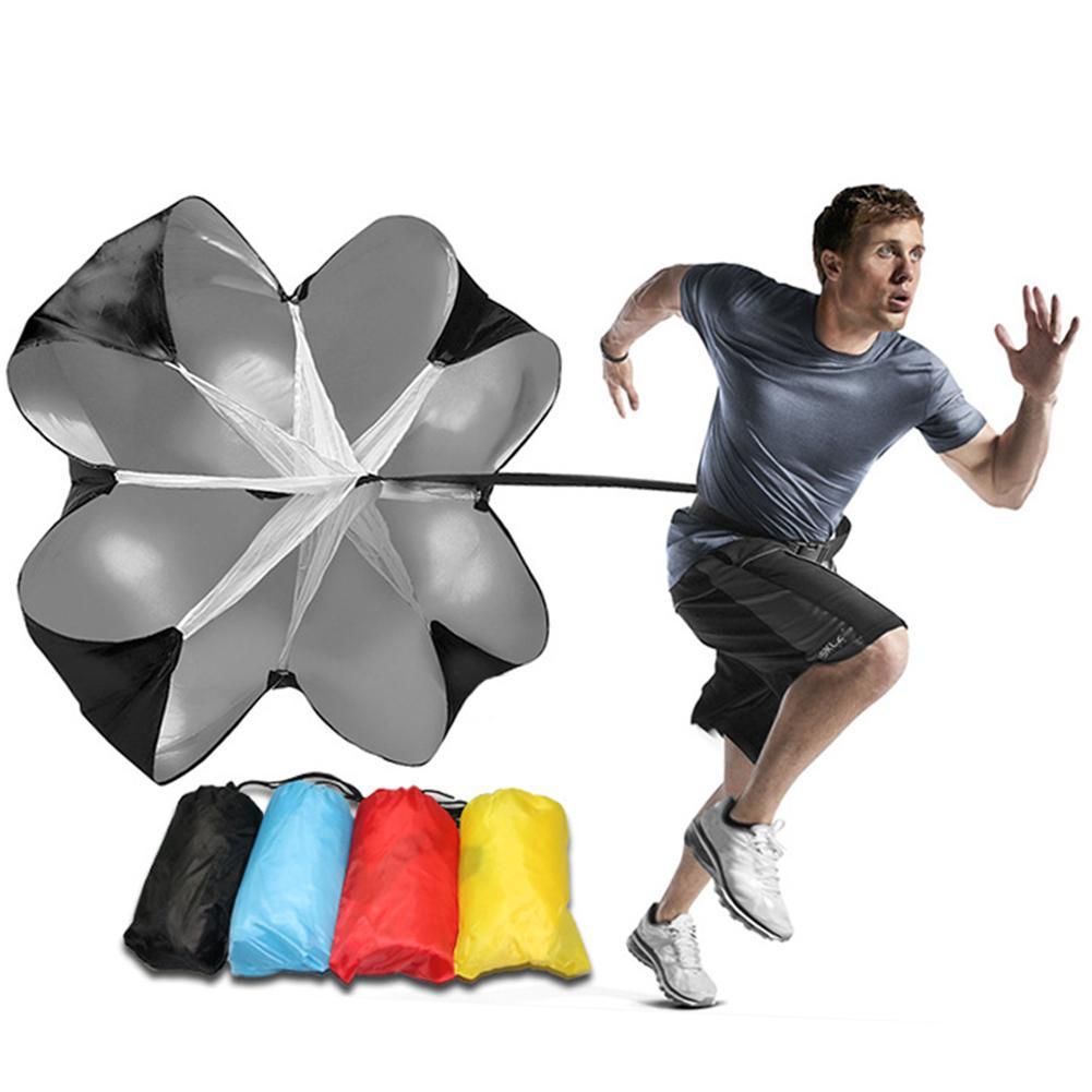 Adjustable Speed Power Resistance Umbrella for Running Football Training