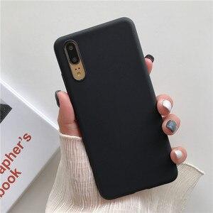 Image 2 - TPU רך מקרה Huawei Y5 Y6 Y7 2019 2018 מקרה כיסוי 360 להגן על סיליקון חזרה כיסוי עבור Coque Huawei Honor 8A 8X8 S 8C מקרה כיסוי
