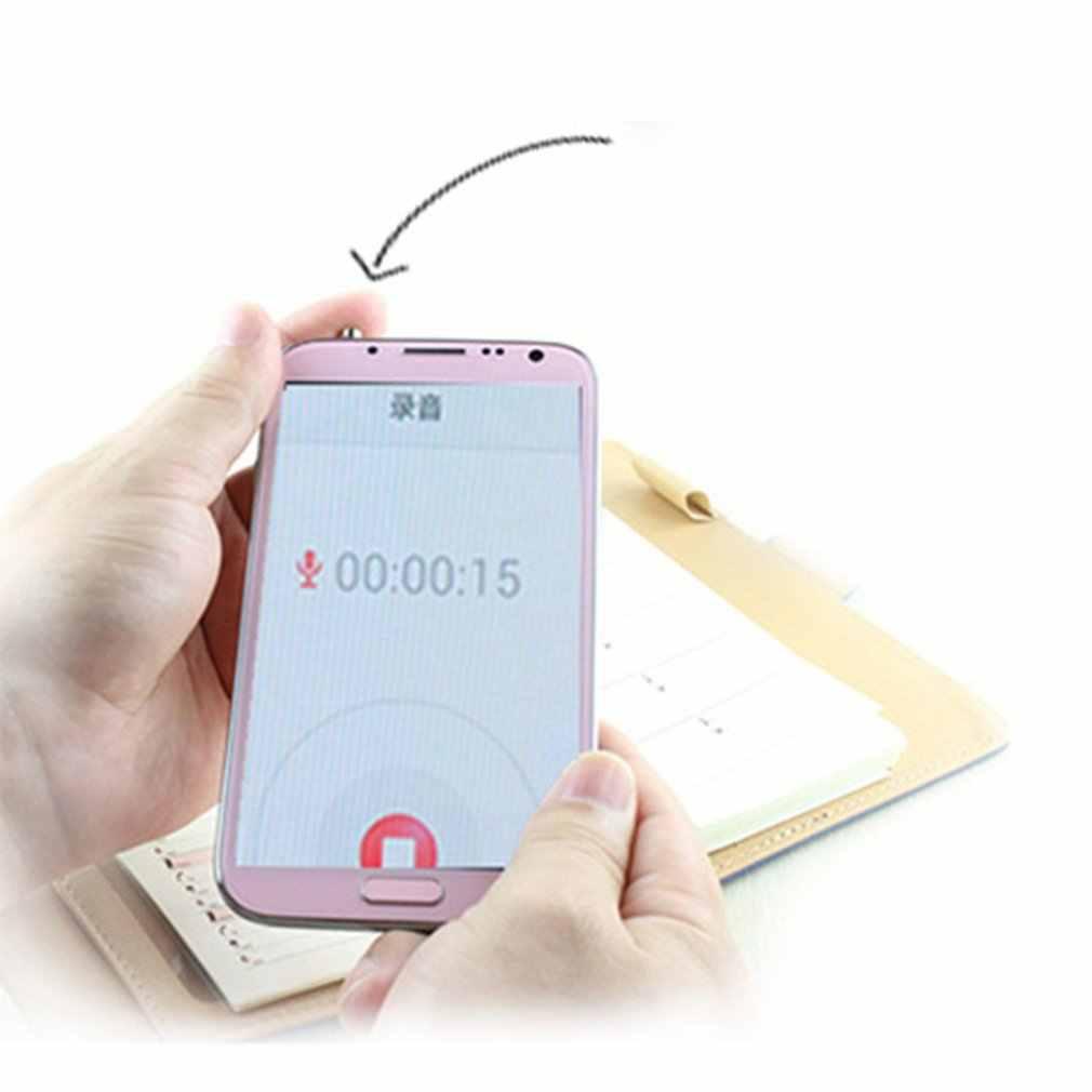 جديد انقر فوق زر مفتاح ذكي سريع الغبار التوصيل ل أندرويد الهاتف المحمول 3.5 مللي متر جاك بالجملة