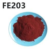 nano red 99.9% purity iron oxide Fe2O3 powder ferric oxide for plastic / rubber / ceramic coating