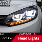 Head Lamp For Car VW...