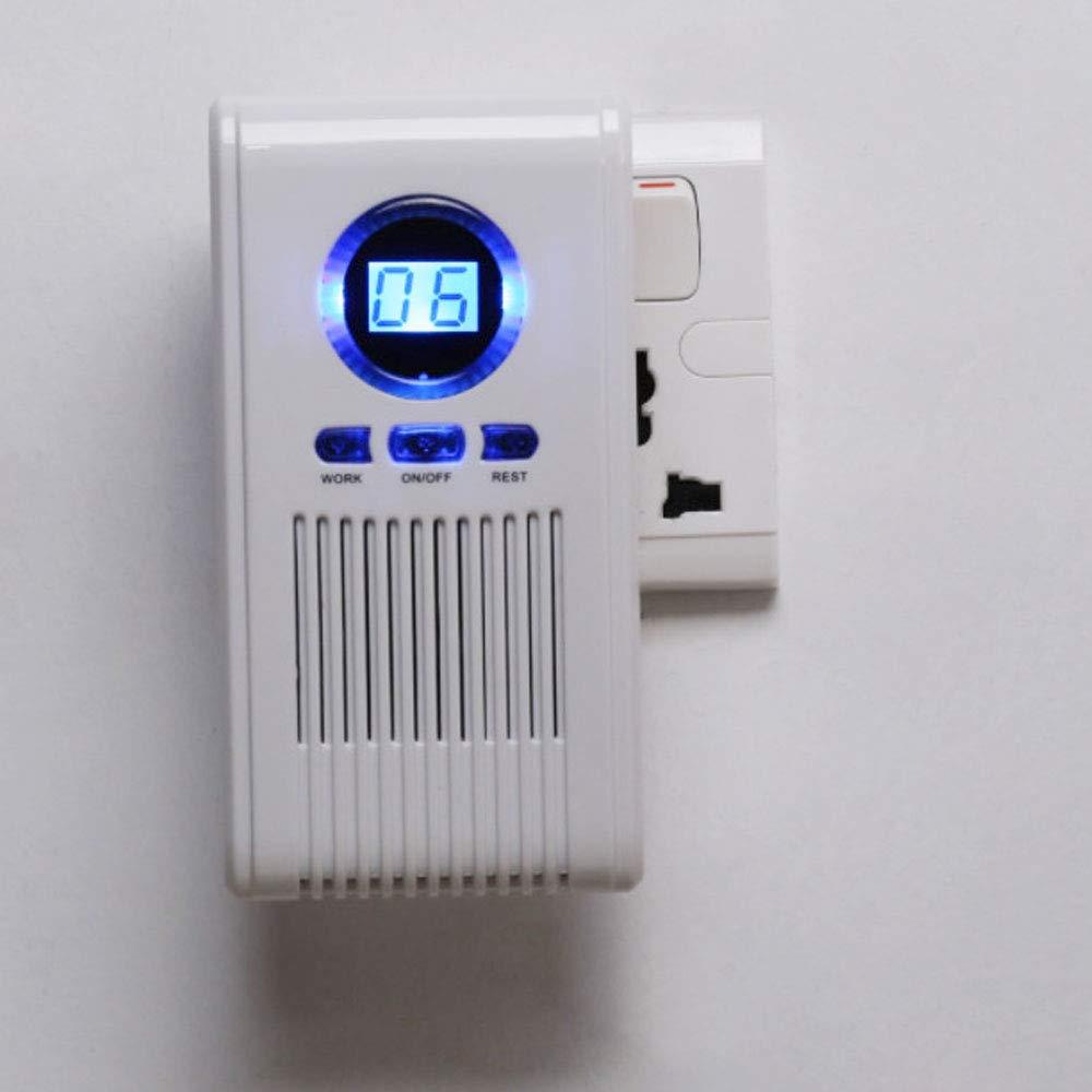 Ozone Generator Purifier Ozone Ionizer Portable Air Purifier Plug In Ozone Air Purifier Home Office Hotel Pet Odor Eliminator