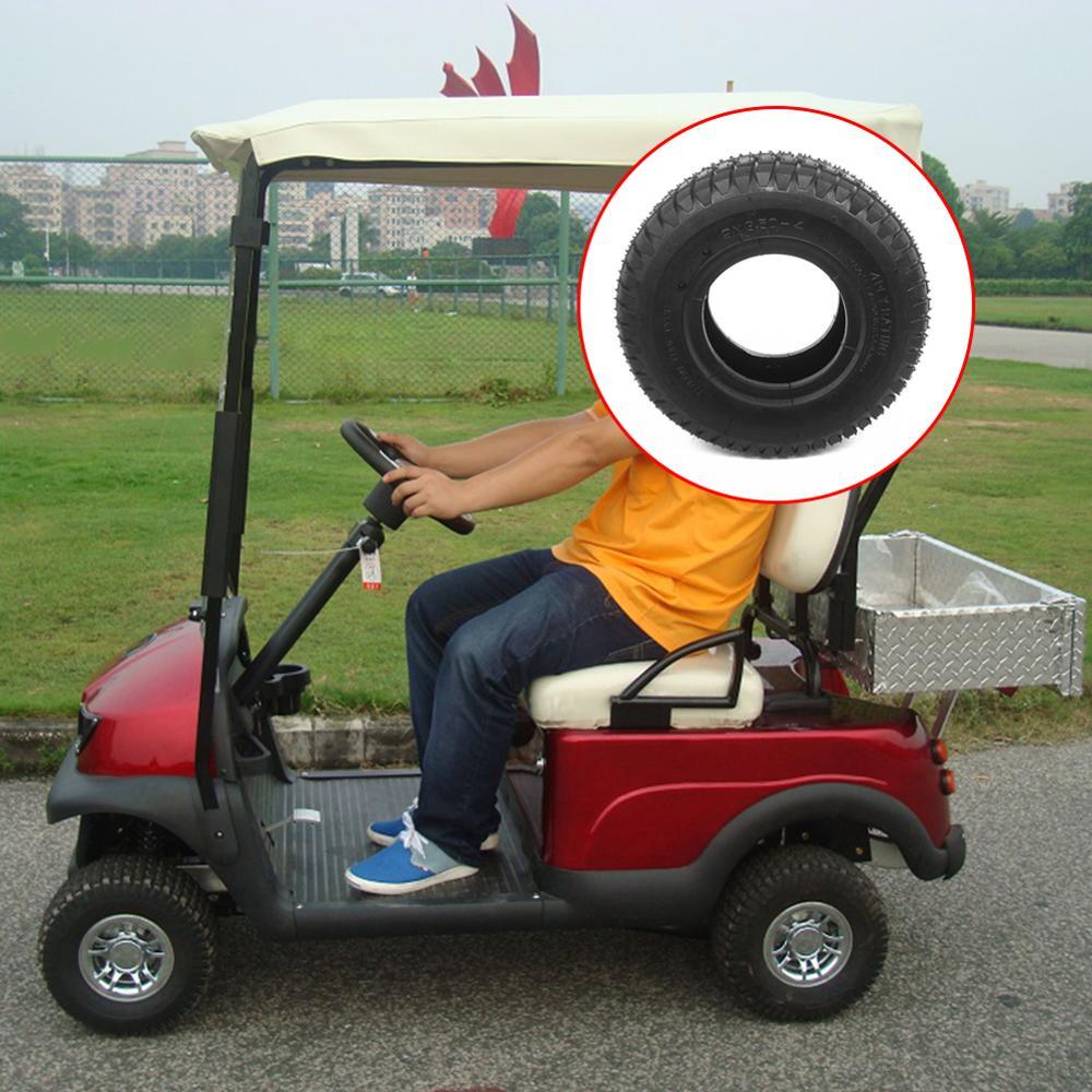 9Inch Electromobile Battery Truck 9X3.50-4 Tire Inner Tube Pneumatic Tires