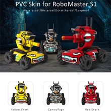 Waterproof Body Decal Skin Protective PVC Sticker For DJI RoboMaster S1 Robot Drone Accessories RC Parts(China)