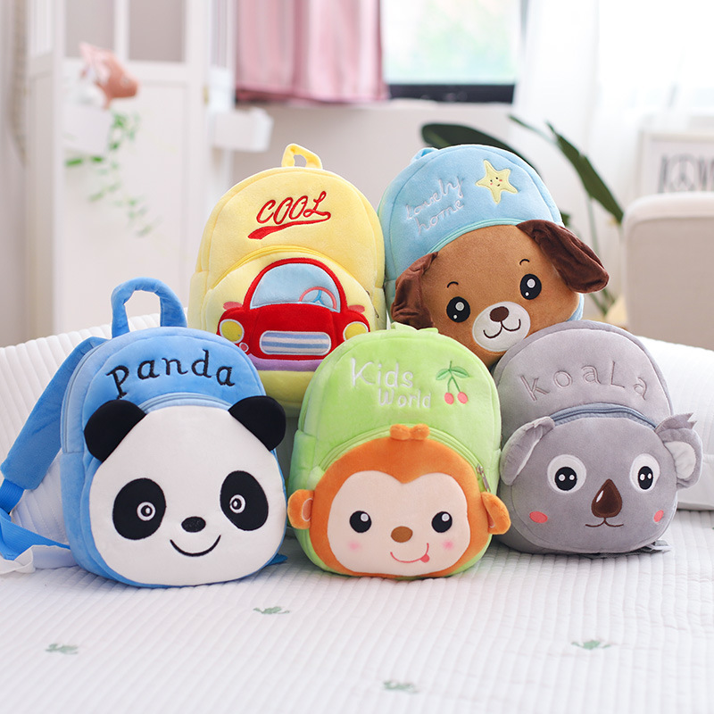 Anime sac enfants fille coupe sac maternelle ours lapin sac lapin Panda école sac à dos Cartoon préscolaire sac à dos