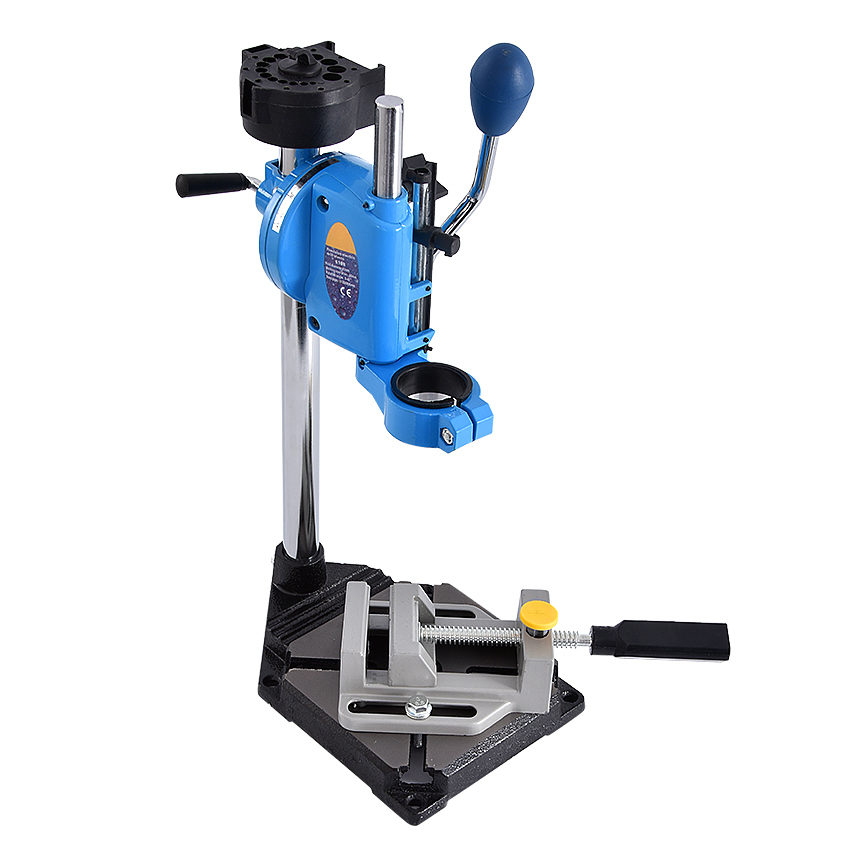 Multi-function Electric Drill Support Precision Fixing Bracket Hand Drill Bracket Universal Bracket Bench Drill Holder 38-43mm