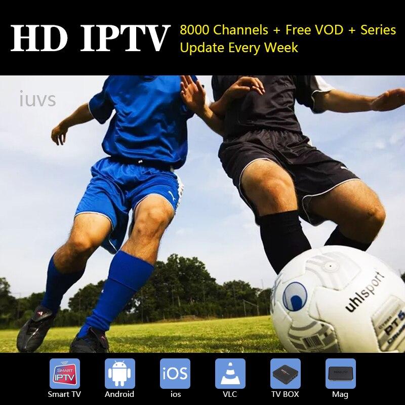 Iptv France Subscription M3u Abonnement Iptv Spain Germany Italy Portugal Europe Android LG Smart Tv MAG Box Iptv France