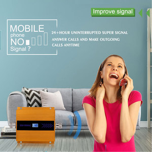 Image 2 - 65dB GSM مكرر 900MHz GSM موبايل هاتف محمول إشارة الخلوية مكبر صوت أحادي GSM 900 الداعم هوائي