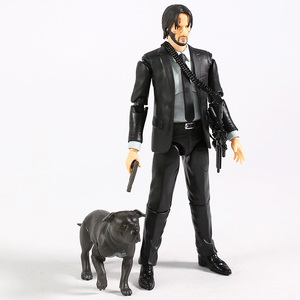 Image 5 - MAFEX 085 John Wick Chapter 2 Keanu Reeves PVC Action Figure Collectible Model Toy Figurine