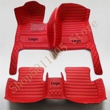 Car Floor Mats fit For BMW i3 2012 2013 2014 2015 2016 2017 2018 2019 2020 i3s mat Foot Pads Carpet car accessories