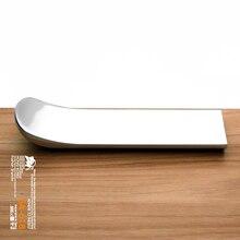 1 шт.) Выборг высокое качество цинковый сплав современная кухонная ручка двери, шкафа, буфета ручки хромированные SA-618
