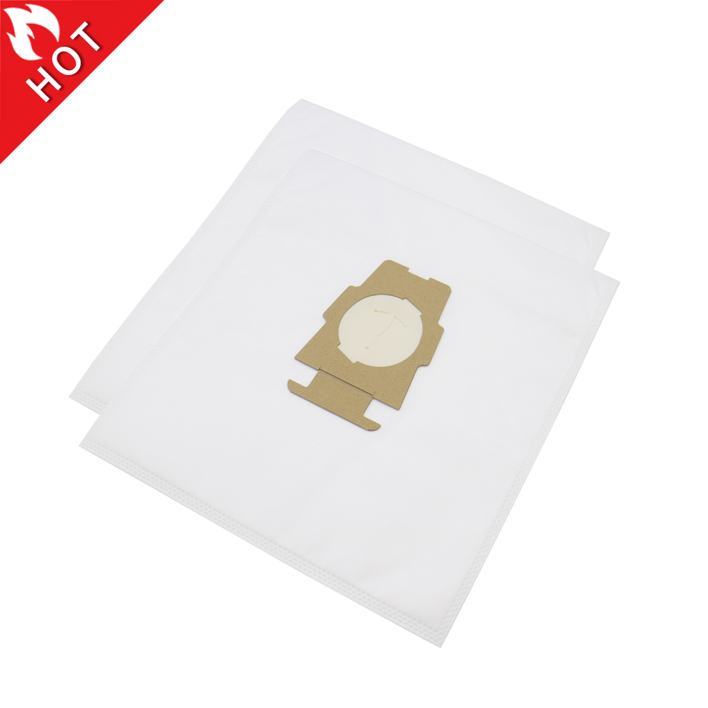 2pcs Dust Bag Vacuum Cleaner Part For Kirby Sentria 204808/204811 Universal F/T Series G10,G10E, Dust Bags For KIRBY Sentrial