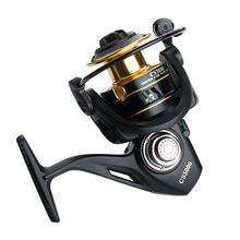 цена на Fargiant Fishing Reels Spinning 4.7:1  Ratio Baitcasting Reel Casting Reel Saltwater Wheel Fishing Tackle