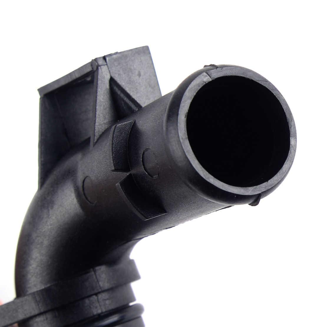 Enfriador de aceite para tubería de agua de motor de plástico negro beler para culata A 2712001352 compatible con Mercedes C230 W203 M271