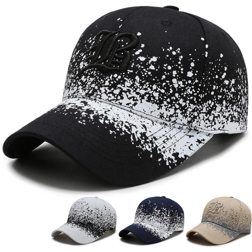 New Baseball Caps For Men Cap Streetwear Style Women Hat Snapback Embroidery Casual Cap Casquette Dad Hat Hip Hop Cap