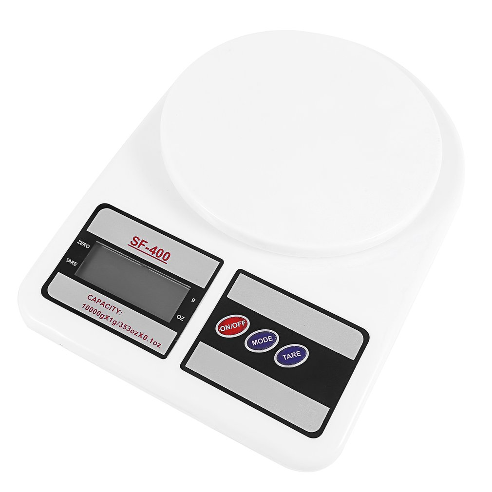 Высокоточные домашние кухонные весы 5/7/10 кг x 1 г, ЖК-дисплей, цифровые электронные весы, бытовые весы, новейшие весы-0