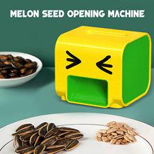 Éplucheur de Melon automatique Machine à éplucher le Melon électrique créatif Portable graines de Melon décortiqué outil ménage fruits légumes outils