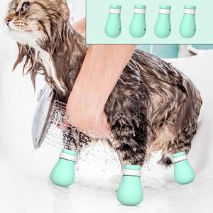 4pcs/lot Adjustable Pet Cat Pa