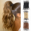 5pcs Ponytail Rubber Elastic Hook Hair Bands For Women Gum Hooks Hair Accessories Hair Ties Styling tools Holder Bungee Bands 1