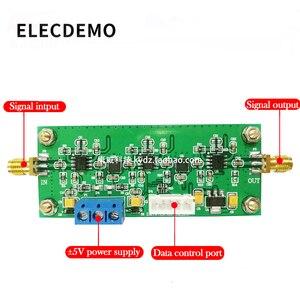 Image 2 - Регулируемый усилитель усиления модуль 30 K 200 M широкополосный программируемый усилитель 65 дБ усиление 0,5 дБ шаговый