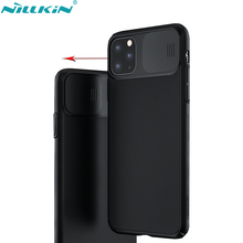 NILLKIN for iPhone 11 Pro Max Case slide Cover for Camera Protection For iphone 11 case 2019 back cover for iPhone 11 Pro case pro slide