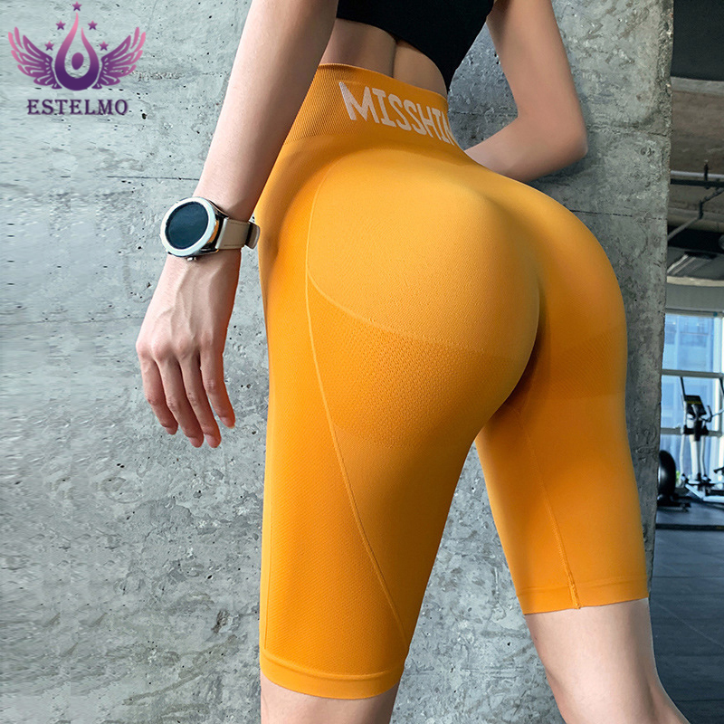 <font><b>Women's</b></font> <font><b>Fitness</b></font> <font><b>Leggings</b></font> <font><b>Yoga</b></font> <font><b>Pants</b></font> <font><b>Sexy</b></font> Scrunch Bum Slimming <font><b>High</b></font> <font><b>Waist</b></font> Vital Seamless Mallas <font><b>Fitness</b></font> Mujer <font><b>Yoga</b></font> Shorts image