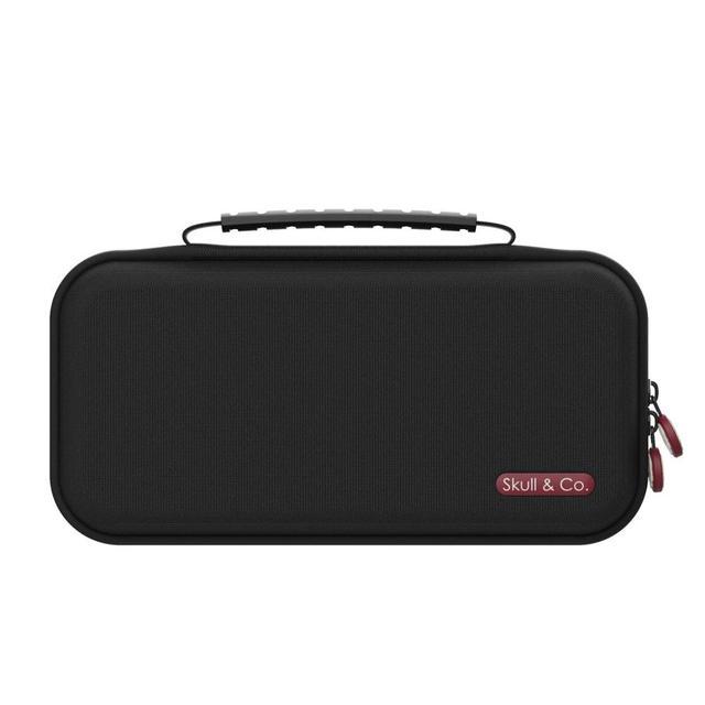 Kafatası ve Co. MaxCarry kılıf Lite sert kabuk saklama çantası taşıma çantası Nintendo anahtarı için Lite