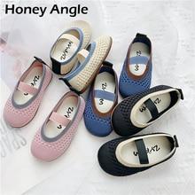 Honey Angle Spring Autumn Casual Kids Shoes For Girld Korean