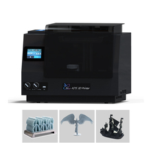 Big building size 2K LCD 3D printer WIFI version wax/casting /UV resin 10.1 inch LCD light curing SLA/DLP 3D printer tooth цены онлайн