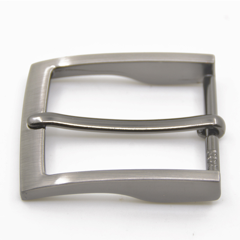 1Pcs Metal Pin Buckle 35mm Metal Pin Buckle Fashion Jeans Waistband Buckles For 33mm-34cm Belt DIY Leather Craft Accessories