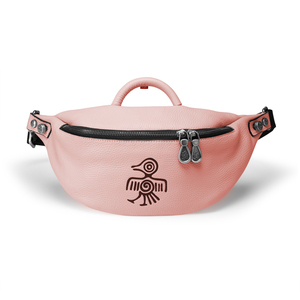 Image 2 - Orabird Streetwear bayanlar göğüs çanta yumuşak hakiki deri moda kadınlar Crossbody omuz çantaları küçük bel çanta telefonu cüzdanı