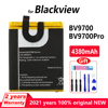 Original 4380mAh BV 9700 battery For Blackview Bv9700 PRO Series 605872 Genuine Replacement Batteries Bateria With Gift Tools
