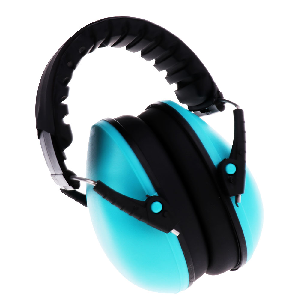 2 Pairs Kids Earmuffs Hearing Protectors Adjustable Headband Sound Cancelling Hearing Muffs For Toddler, Baby