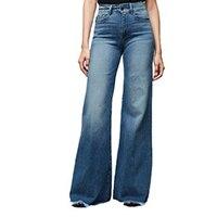 Широкие брюки джинсы для женщин