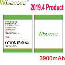 WISECOCO 3900mAh BL242 Battery For Lenovo K3 K30-W K30-T A6000 A3860 A3580 A3900 A6010 A6010 Plus Mobile Phone+Tracking Number аккумулятор для телефона ibatt bl242 для lenovo a6000 dual sim a6000 k3