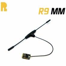 جهاز استقبال صغير FrSky R9 مم 900 ميجاهرتز في سلسلة خفيفة الوزن فائقة المدى التوافق مع R9M و R9M Lite