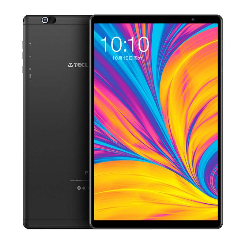 New Teclast P10S LTE Tablets PC 10.1 Inch 1280 X 800 2GB RAM 32GB ROM Dual WiFi Android 9.0 SC9863A Octa Core Tablet GPS Dual 4G