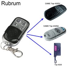 Rubrum 433.92MHZ Copy Remote Controller Universal Duplicator For Home Electric Garage Door Gate Car Remote Clone 433 MHz Key Fob