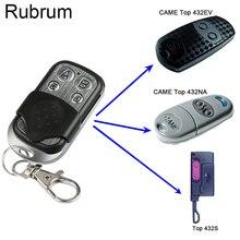 Rubrum 433.92MHZ kopiowanie pilota uniwersalny powielacz do domu elektryczne drzwi garażowe brama pilot samochodowy klon 433 MHz brelok