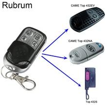 Rubrum 433.92mhz cópia do controlador remoto universal duplicador para casa porta da garagem elétrica clone remoto carro 433 mhz chave fob