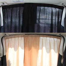 2 шт. Универсальный Роскошный VIP автомобиль фургон внедорожник оконная занавеска УФ Солнцезащитный козырек комплект козырька на заднее стекло Солнцезащитный козырек автомобильные аксессуары