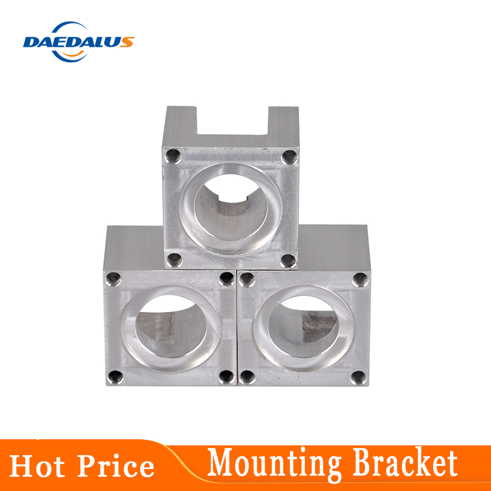 3pcs/lot Carhartts <font><b>Nema</b></font> <font><b>23</b></font> Stepper Motor Accessories Mounts <font><b>Bracket</b></font> Support Shelf Nema23 Stepping Mounting For Free Shipping image