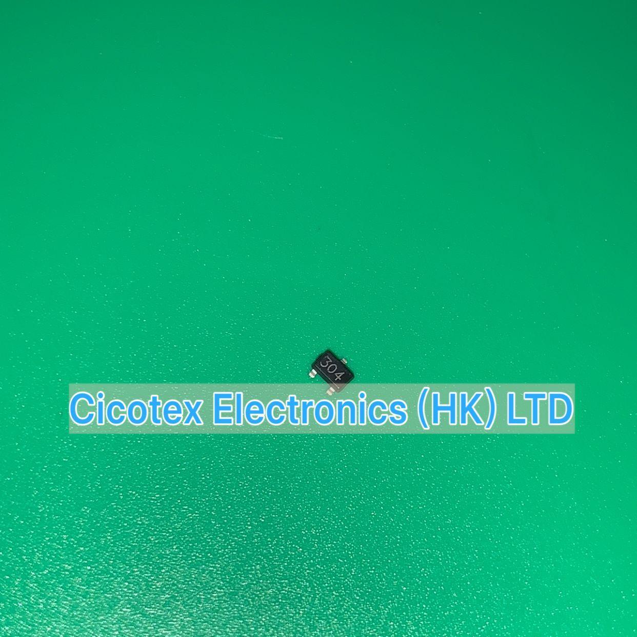 30pcs/lot A1304 ELHLX SOT23-3 A1 304 ELHLX A1304ELHLX SENSOR HALL EFFECT ANALOG SOT23W A1304ELHLX-T