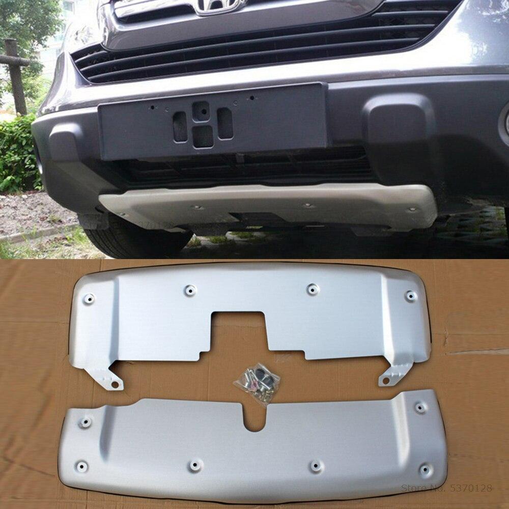 For Honda CR-V 2007 2008 2009 2010 2011 Chrome Side Door Handle Cover Trim LIP