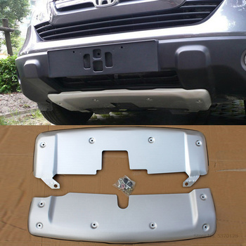 AITWATT For Honda CRV CR-V 2007 2008 2009 2010 2011 High Quality ABS Plastic Front And Rear Bumper Cover Trim Car Styling