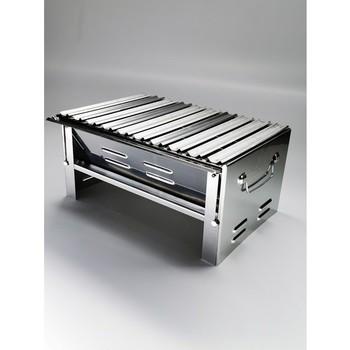 Stal składany Grill Grill stek narzędzia kuchenne strona główna narzędzia ogrodowe grzejniki zewnętrzne akcesoria darmowa wysyłka tanie i dobre opinie mizan TR (pochodzenie) Ogniskach