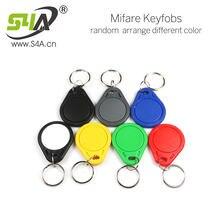 Placa de cor diferente IC Keyfobs para controle de acesso