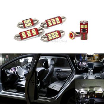 14 sztuk zestaw oświetlenia wnętrza LED Canbus mapa Dome Trunk lampy dla Audi Q5 8R 2008 #8211 2015 2016 2017 2018 2019 oświetlenie samochodowe akcesoria tanie i dobre opinie Liangyajing CN (pochodzenie) Oświetlenie wnętrza 150-220Lm bulb T10 (W5W 194) 12 v 0 1kg A5 Quattro 2009 2010 2011 2012